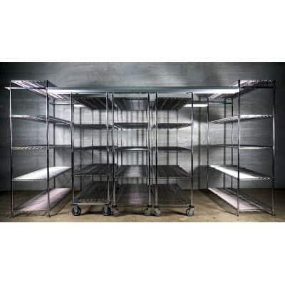 High Storage Track System