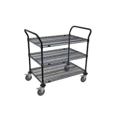 3 tier wire shelf carts(400x400)